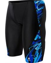 Boys' Moxie Blade Splice Jammer Swimsuit
