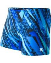 Boys' Contact All Over Square Leg Swimsuit