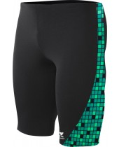 Men's Team Check Jammer Swimsuit