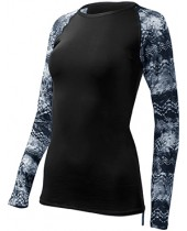 Women's Emerald Lake Long Sleeve Swim Shirt