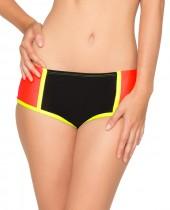 Women's HB Solid Bikini Boy Short