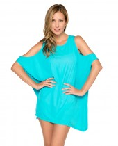 Women's HB Freestyle Lounge Cold Shoulder Tunic