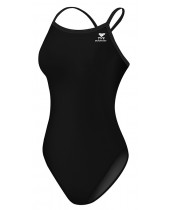 Women's Durafast Elite Solid Crosscutfit Swimsuit