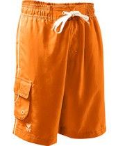 Boys' Solids Challenger Swim Short