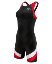 Women's Carbon Aero Back Short John
