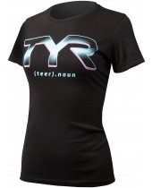 Women's TYR Noun Graphic T-Shirt