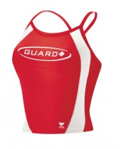 Women's Guard Splice Diamondfit Tankini
