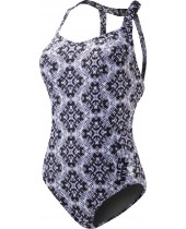 Women's Diamond Valley Halter Controlfit Swimsuit