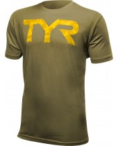 Men's Camouflage Graphic Tee