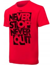 Men's Never Stop Graphic T-Shirt