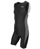 Men's Competitor Rear Zipper Trisuit