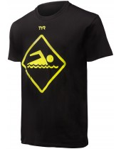 Men's Swim Sign Graphic T-Shirt