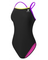 Women's Durafast Lite Solid Brites Diamondfit Swimsuit