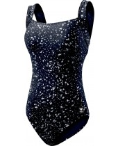 Women's Moonstone Beach Square Neck Controlfit Swimsuit