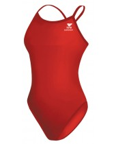Women's Guard Solid Swimsuit