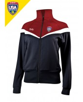 Required USA Water Polo ODP Women's Freestyle Warm-up Jacket (Women's 1 of 3)