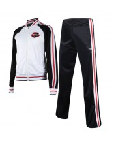 Women's Throw Back Warm Up Suit