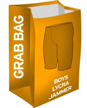 Boy's Grab Bag Lycra Jammer Swimsuits