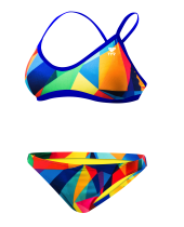 Women's Quartz Crosscutfit Work Out Bikini