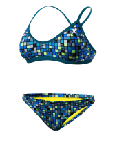 Women's TYR Check Crosscutfit Workout Bikini