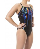 Girls' Bravos Diamondfit Swimsuit