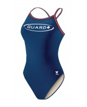 Women's Guard Durafast Lite Diamondfit Swimsuit
