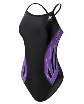 Girls' Phoenix Splice Diamondfit Swimsuit