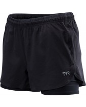 Women's All Elements 2-in-1 Running Short