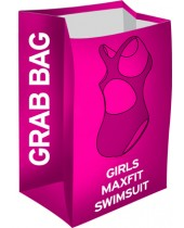 Girl's Grab Bag Maxfit Lycra Swimsuit