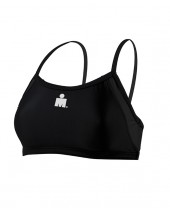 Ironman Female Solid Thin Strap Top