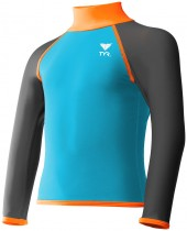 Boys' Solid Rash Guard