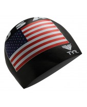 USA Latex Swim Cap