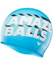 Amaze Balls Swim Cap