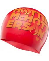 Hottie Mchotterson Swim Cap