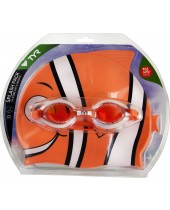 Splashpack Goggles & Swim Cap Combo