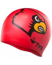 University of Louisville Swim Cap