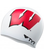 University of Wisconsin Swim Cap