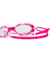 TYR Pink Nest Pro Nano Goggles