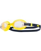 University of Michigan Swimple Goggles