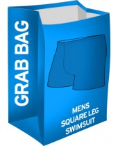 Men's Grab Bag Square Leg Swimsuits