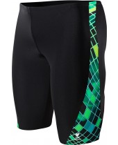 Men's Disco Inferno Legend Splice Jammer Swimsuit