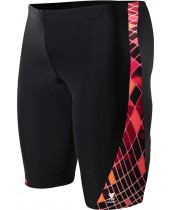 Boy's Disco Inferno Legend Splice Jammer Swimsuit