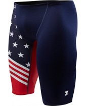 Men's TYR USA Triumph Jammer Swimsuit