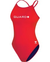 Women's Guard Durafast Lite Crosscutfit Swimsuit