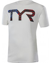 Men's Star-Spangled Graphic Tee