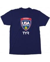 USA Water Polo Unisex ODP Tee