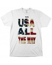 USA Water Polo Patriot Tee