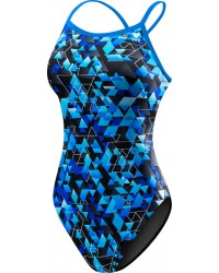 Girls' Labyrinth Diamondfit Swimsuit