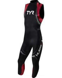 Men's Hurricane Sleeveless Wetsuits: Category 5 Mens Sleeveless Wetsuit