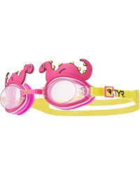 Kids' CharacTYR Dino Diva Kids Goggles